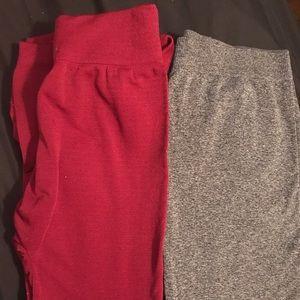 💥 2 pair girls NWOT leggings 💥